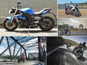 Ô tô - Xe máy - Điểm 5 mẫu mô tô công suất lớn, giá hợp lý nhất