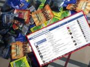 """An ninh Xã hội - """"Đốt"""" mình bằng cỏ Mỹ: Cỏ Mỹ bán tràn lan trên mạng"""