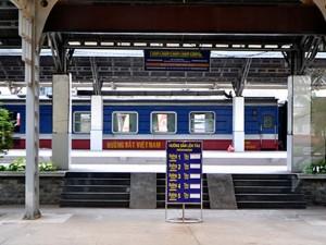 Tin tức Việt Nam - Ga Sài Gòn điều chỉnh giờ tàu chạy sau sự cố cầu Ghềnh