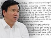 Tin tức trong ngày - Tâm thư chống ngập 7.000 chữ gửi Bí thư Đinh La Thăng