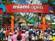 Lịch Miami Masters 2017 - Đơn Nữ