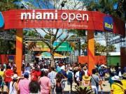 Thể thao - Lịch thi đấu tennis giải Miami Masters 2017 - Đơn Nam