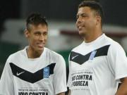 """Bóng đá - Vì Neymar, Ro """"béo"""" mắng LĐBĐ Brazil là hèn nhát"""