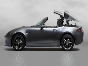 Ô tô - Xe máy - Mazda MX-5 RF sẽ trình làng tại New York International Auto Show 2016