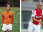 """Bóng đá - """"Thánh"""" Cruyff: Bất tử trong lòng fan bóng đá đẹp"""