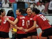 Thể thao - Bóng chuyền nữ: Thông tin LVPB giành vé nghẹt thở