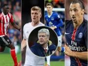 Bóng đá - Arsenal: Wenger quyết ở lại, mơ xây siêu đội hình