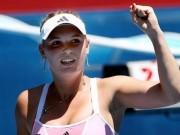 Thể thao - Miami Open ngày 2: Wozniacki tiến bước, hạt giống nữ rơi rụng