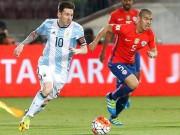 Bóng đá - Chi tiết Chile - Argentina: Bảo vệ thành quả (KT)