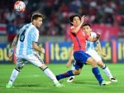 Bóng đá - Chile – Argentina: Thanh toán nợ nần