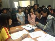 Giáo dục - du học - Phát hành hồ sơ đăng kí dự thi THPT quốc gia 2016
