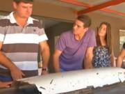 """Video An ninh - 2 mảnh vỡ ở Mozambique """"gần như chắc chắn"""" là của MH370"""