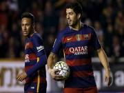 Bóng đá - Suarez và Neymar cá độ bằng bánh mì kẹp thịt