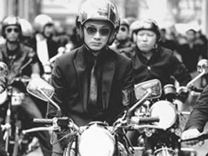 Đời sống Showbiz - Sự kỳ diệu của chiếc motor MC Anh Tuấn tiễn Trần Lập