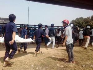 Tin tức trong ngày - Đi câu cá, phát hiện xác người nổi trên sông Đồng Nai