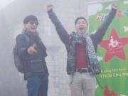 Tin tức giải trí - Nguyên Khang – Bá Thắng 'quậy tưng' khi tham gia Lữ Khách 24h