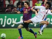 Bóng đá - Messi đọ huyền thoại: Tỏa sáng nhờ hậu vệ xuống cấp (P4)