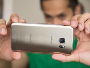 Thời trang Hi-tech - Đánh giá Samsung Galaxy S7: Đáng đồng tiền