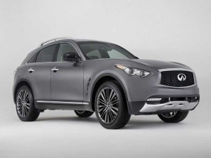 """Ô tô - Xe máy - Ngắm mẫu SUV QX70 Limited """"siêu sang"""" của Infiniti"""