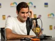 Thể thao - Tin thể thao HOT 25/3: Federer chấn thương lãng xẹt