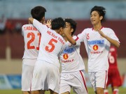 Bóng đá - VCK U19 QG: Sức mạnh đáng nể của lò Viettel
