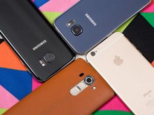 """Đọ camera 4 """"siêu phẩm"""" Galaxy S7, iPhone 6s, Galaxy S6 và LG G4"""