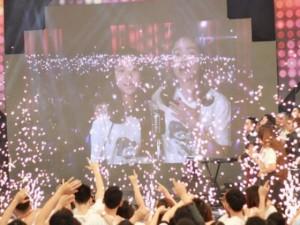 Clip 500 khán giả và nghệ sĩ hát tưởng nhớ Trần Lập
