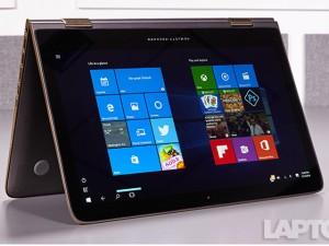HP Spectre X360 13T: Thiết kế đẹp, hiệu suất mạnh mẽ