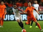 Bóng đá - Hà Lan - Pháp: Cống hiến 5 bàn thắng