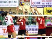 Thể thao - Giải Bóng chuyền Cúp Bình Điền: Đọ sức nảy lửa ở bán kết