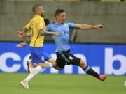 Bóng đá - Chi tiết Brazil - Uruguay: Hồi hộp những phút cuối (KT)
