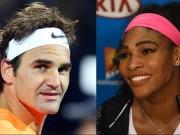 Thể thao - Liệu Serena có giá trị bằng Federer, Djokovic?