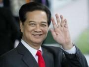 Tin tức trong ngày - Thủ tướng Nguyễn Tấn Dũng nói lời chia tay