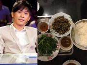 """Ca nhạc - MTV - Hoài Linh khoe bữa cơm """"kiếm tiền tỉ, nghiện cá khô"""""""