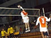 Thể thao - Bóng chuyền + bóng đá = ???