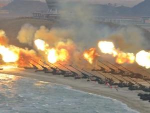 Thế giới - Triều Tiên tung video diệt Washington bằng tên lửa hạt nhân
