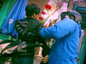 Tin tức trong ngày - Gặp đội săn bắt cướp ở Sài Gòn