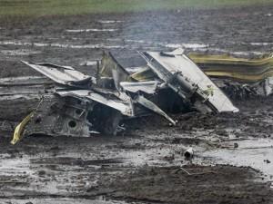 Tiếng thét cuối hé lộ nguyên nhân máy bay rơi ở Nga