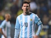 """Bóng đá - Chuyện lạ: Lần đầu Messi """"bất lực"""" sau 117 trận"""