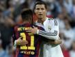 Thay thế Ibra - Cavani, PSG sắm cả Ronaldo và Neymar