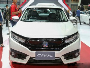 Honda Civic xuất hiện tại Đông Nam Á có 4 phiên bản