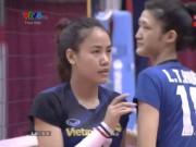 Thể thao - Bóng chuyền nữ: Tài năng trẻ Đinh Thị Thúy lập cú đúp cá nhân