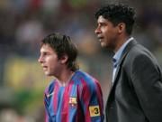 Bóng đá - Messi tiết lộ người quan trọng nhất trong sự nghiệp