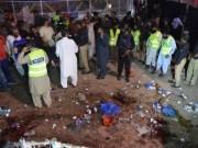 Video An ninh - Đánh bom tự sát ở Pakistan, hơn 250 người thương vong