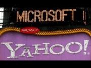 """Tài chính - Bất động sản - Microsoft """"chi bạo"""" 10 tỷ USD thâu tóm Yahoo?"""
