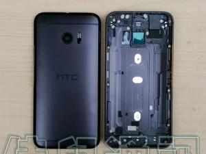 Thời trang Hi-tech - HTC 10 thiết kế cực nam tính và mạnh mẽ