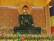 Tin tức trong ngày - Tượng Phật ngọc lớn nhất thế giới đến Quảng Bình