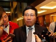 Tin tức trong ngày - Phó Thủ tướng nói về việc TQ xây đập trên sông Mekong