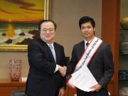 """Bóng đá - Công Phượng được bổ nhiệm làm """"Đại sứ"""" ở Nhật Bản"""
