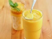 Ẩm thực - Da đẹp, dáng xinh với sinh tố dứa sữa chua mát lịm